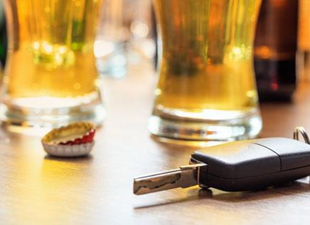 Alcohol verkeer