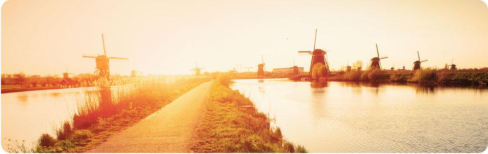 Mooiste autoroutes Nederland