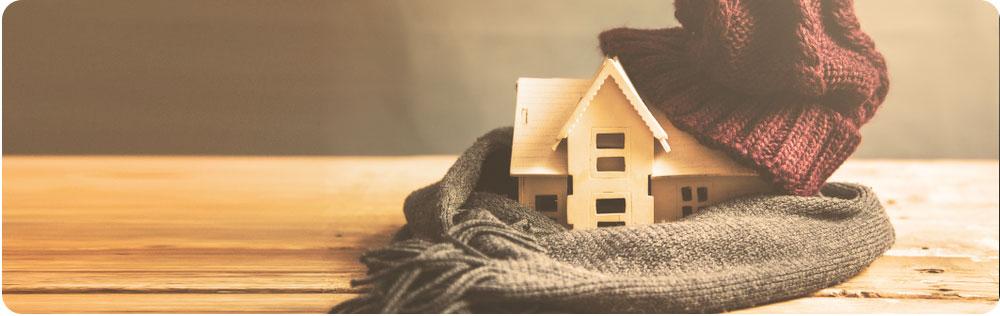 Huis verwarmen