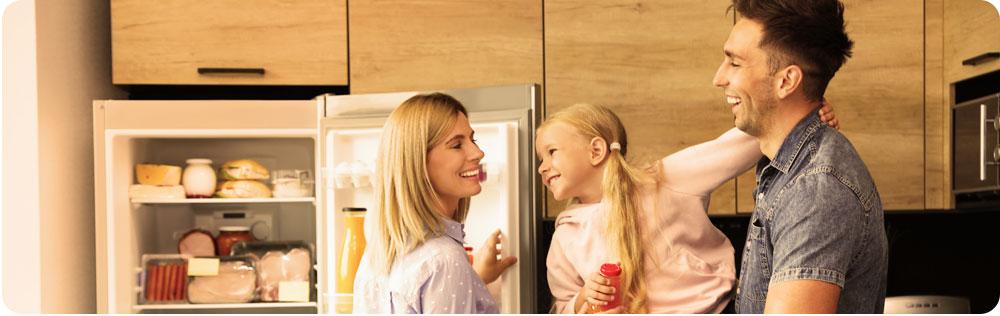 Energie besparen koelkast en vriezer