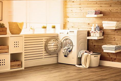 Energie besparen Wasmachine