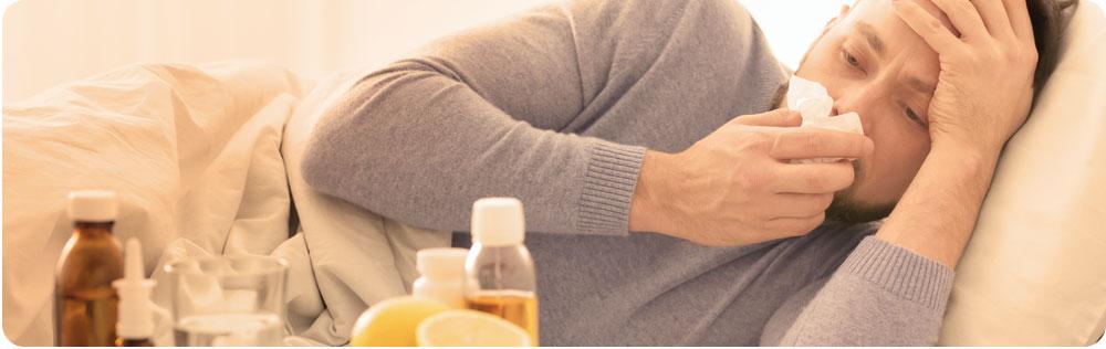 Tips bij griep