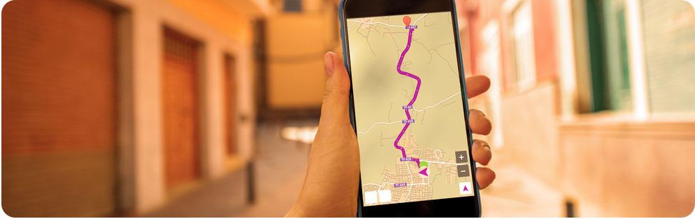 Apps voor onderweg