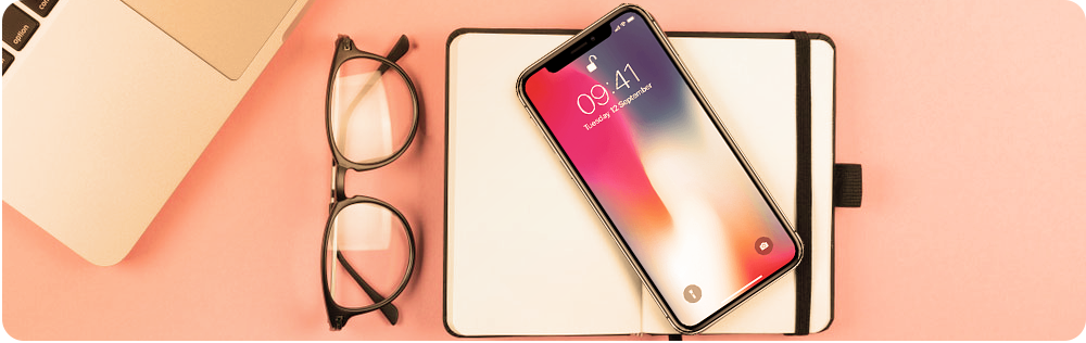 iPhone X Review header