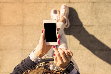 Harde reset iphone