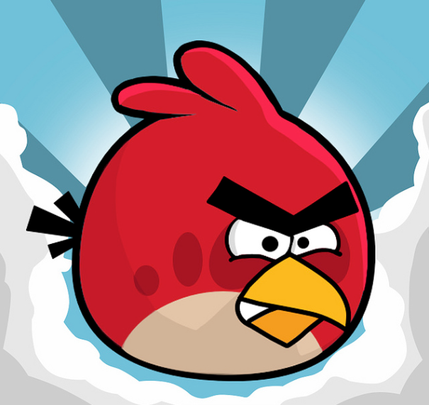 iOS games: Angry Birds