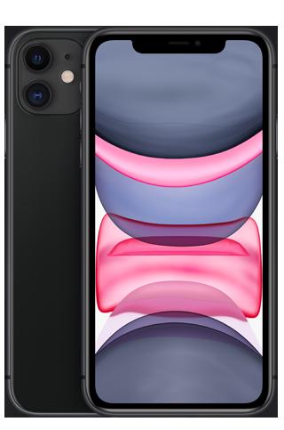 iphone 11 zwart