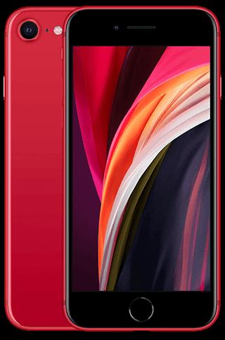 iphone se 2020 rood