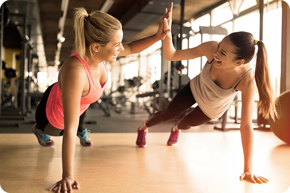samen sporten