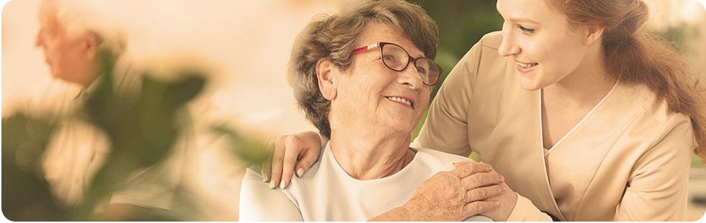 Banner Mantelzorger senioren alzheimer dementie