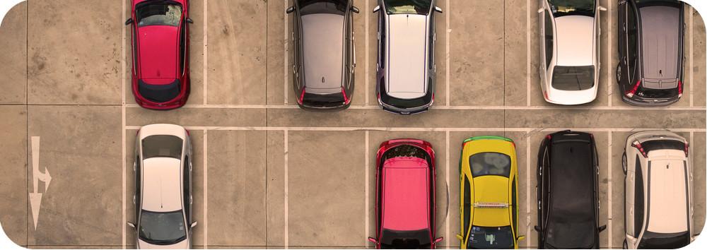 auto-parkeerplaats